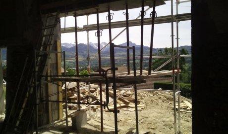 Réhabilitation d'un bâtiment