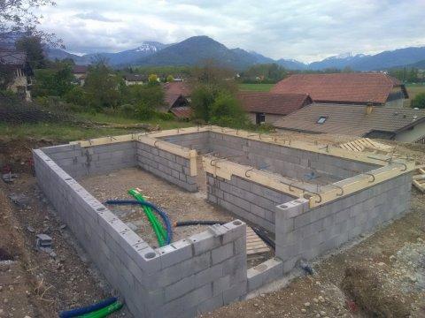 Entreprise spécialisée dans la construction de vide sanitaire pour chalet en bois Annecy-le-Vieux