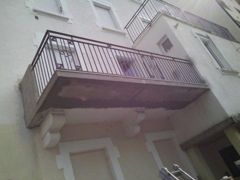 Entreprise de maçonnerie à Annemasse pour l'agrandissement d'un balcon