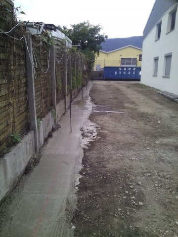 Travaux de terrassement et aménagement extérieur à Chambéry